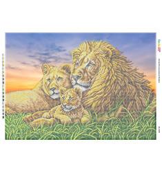 Родина левів ІІ (част. виш.) ([БС 2109])