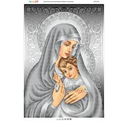 Мадонна з немовлям (срібло) (час. виш) ([БСР 2122])