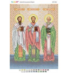Св. Іоанн Златоуст; Св. Василій Великий; Св. Григорій Богослов ([БСР 3352])