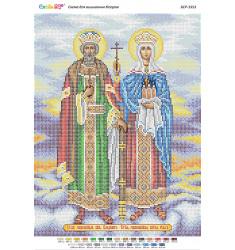 Св. князь Володимир і княгиня Ольга ([БСР 3353])