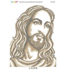 Лик Ісуса Христа (золото) ([БСР 3361])