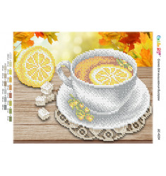 Чай з лимоном (част. виш.) ([БС 4224])