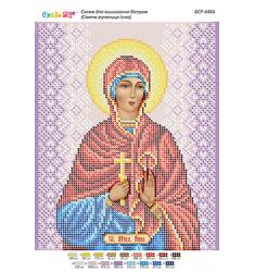 Св. Мчца. Інна ([БСР 4484])