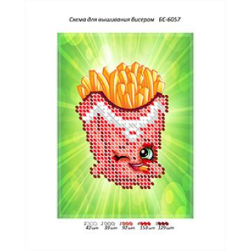"""Шопкінс """"Картопля Фрі"""" ([БС 6057])"""