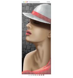 Дівчина в капелюсі  ([ПМ 4085])