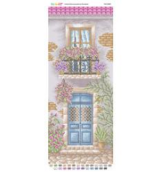 Квітчастий балкон ([ПМ 4089])