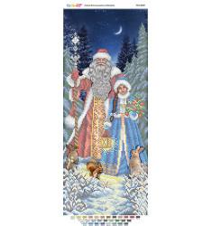 Дід Мороз та Снігурочка (част. виш.) ([ПМ 4099])
